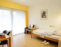 Gästezimmer Fachklinik Hornheide