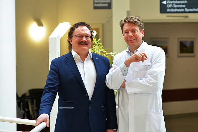 neuer Chefarzt Plastische Chirurgie