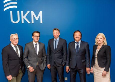Kooperation mit dem UKM
